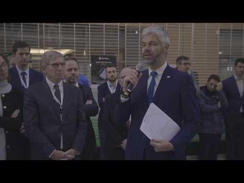 Intervention De Laurent WAUQUIEZ - Rendez Vous Nuclear Valley 2019