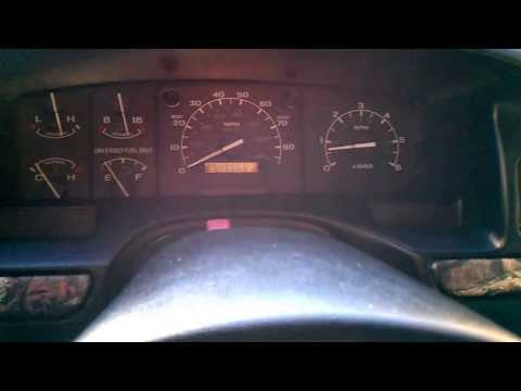 1992 Ford F150 5.0 5 Speed Acceleration