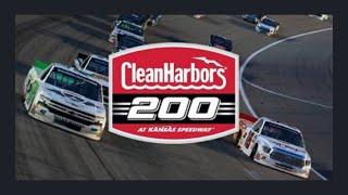 Clean Harbors 200 At Kansas Speedway