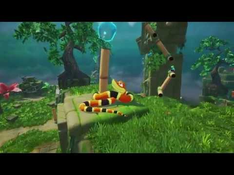 Snake Pass (Part 1) [Switch Version]