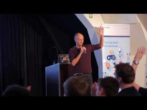 Opening of the 1st Blockchain Hackathon in Stuttgart