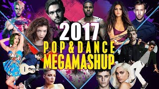 2017 Pop and Dance Megamashups [100 Songs] - Happy Cat Disco