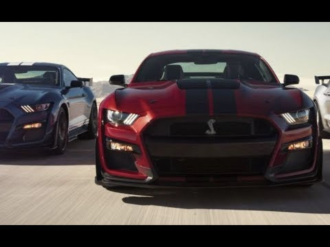 2020 Ford Mustang SHELBY GT500 CAR REVIEW