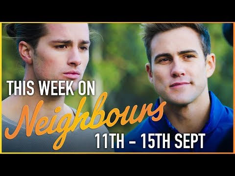 This Week On Neighbours (11th - 15th of September)