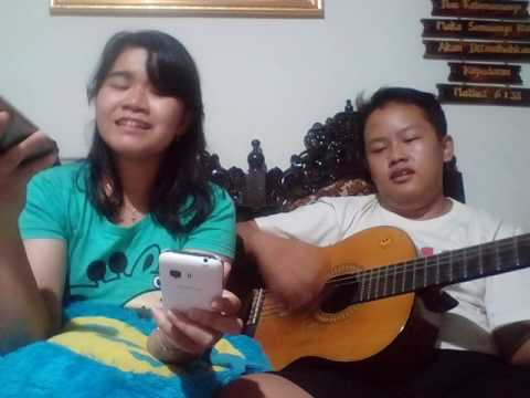 Menikmati kasih(Petra.G.C. feat Mariadeka