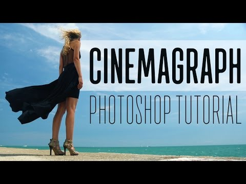 How To Create a Cinemagraph in Adobe Photoshop thumbnail