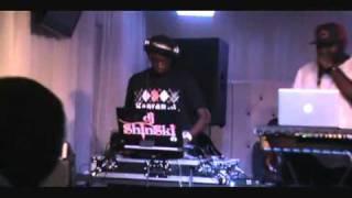Dj Shinski @ The DJ Spinoff Houston,Tx(08-07-10) - Round 1