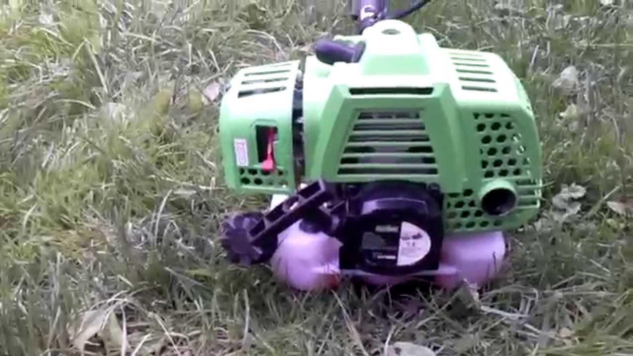 motocoas florabest petrol grass trimmer fbs 43 b2 youtube. Black Bedroom Furniture Sets. Home Design Ideas