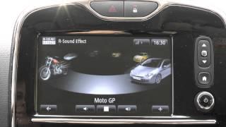 Clio 4 Systeme Rlink avec Rsound Effect