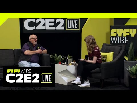 WATCH C2E2: Chris Claremont on Nightcrawler and his return to the X-Men