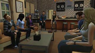 Милые обманщицы: Пародия на 7 сезон в The Sims 4. Кто убил доктора Роллинса