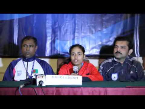 Bangladesh U-14 Girls Team Coach Golam Rabbani Choton: We Will Go On All Attack Football Tomorrow