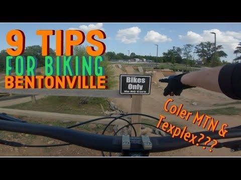 Bentonville | 9 Tips For Biking Bentonville