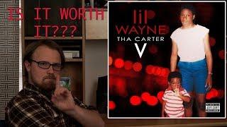 THA CARTER V: COMEBACK OR BLOWBACK?????