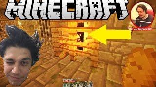 Bu'da Kim?   Minecraft Türkçe Survival Multiplayer   Bölüm 17