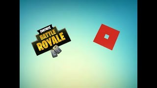 the new roblox fortnite