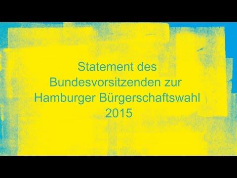 Christian Lindner: Statement zur Hamburger...
