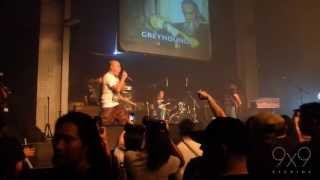 Greyhoundz - Mr. P.I.G. LIVE in Singapore