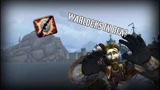Play a Warlock? 5 Reasons Why You Made a Bad Choice. Battle for Azeroth Class Review