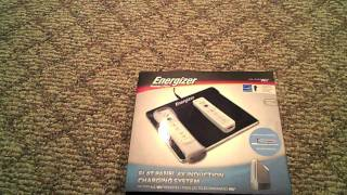 Energizer Induction Charger for Nintendo Wii
