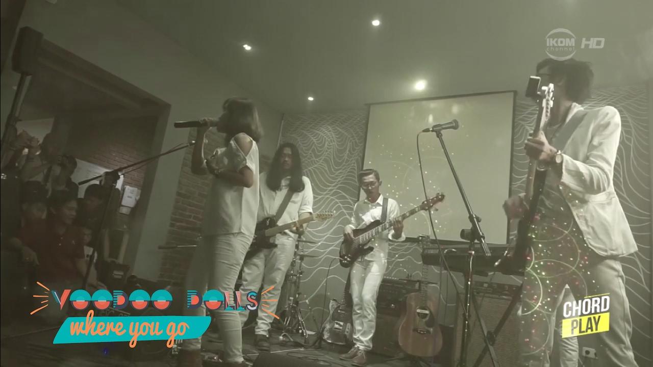Chord Play Holiday Season : Voodoo Dolls - Where You Go