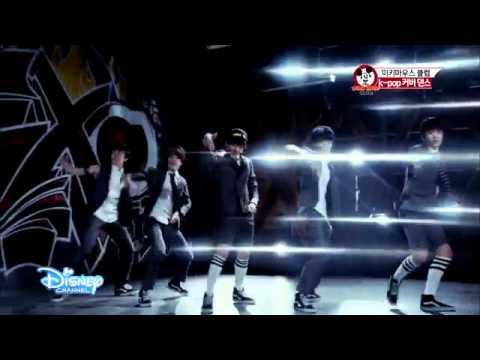 Sm Rookies performance Growl of EXO 150801