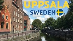 Visiting the city of Uppsala - Sweden 🇸🇪