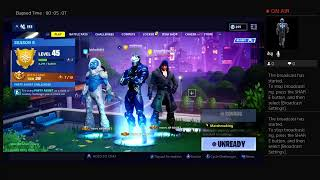 REAL Fortnite Squad Me and bbk and j'siah man