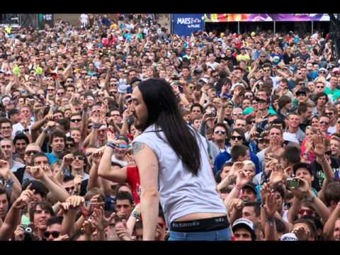 Steve Aoki - Live @ Tomorrowland 2013 (Friday) Dim Mak Stage
