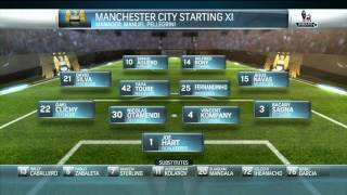 Video Gol Pertandingan Manchester City vs Aston Villa