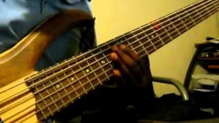 Joyous celebration ushilo njalo Bass Cover.