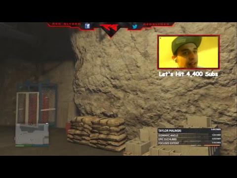 Gta 5 Online: Live Stream | New Gun Running DLC