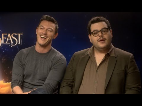 "Thumbnail: Things that surprise you as an Actor - Luke Evans and Josh Gad ""Beauty and the Beast"" EXCLUSIVE"