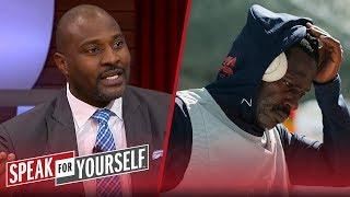 Losing Agent Drew Rosenhaus isn't rock bottom for Antonio Brown — Wiley   NFL   SPEAK FOR YOURSELF