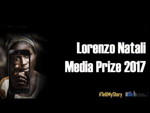 Lorenzo Natali  Media Prize 2017