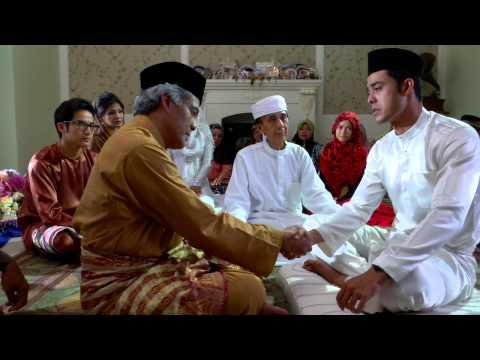 Janji Adam OST EP20 Cinta Kayangan, Saida