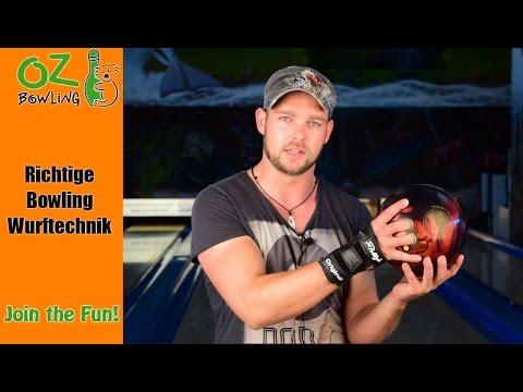 Bowling Tipps - Wie werfe ich eine Bowlingkugel richtig?