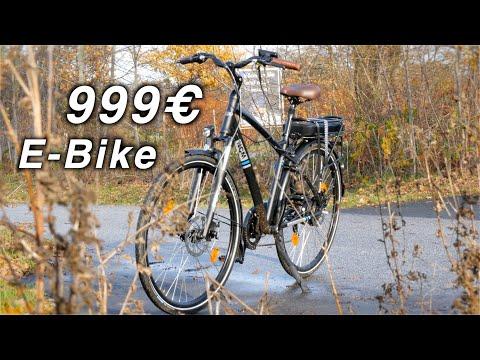 E-Bike für 999€ - Taugt das was?! NCM Hamburg