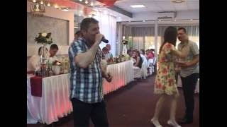 Srecko i Radisa Krecar - Taj tavrlje - (LIVE) - restoran Dukat