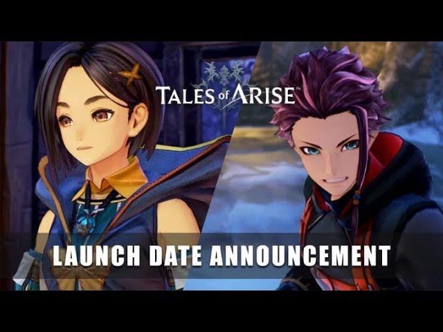 Tales of Arise (видео)