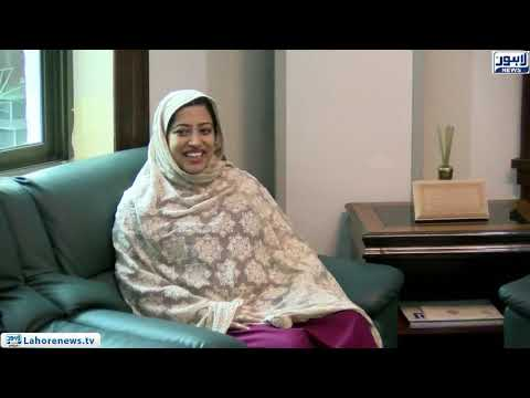 Saliha Saeed takes charge as Deputy Commissioner Lahore