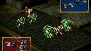Ogre Battle MOTBQ (PSX) - Boss Series : KAPELLA (4)