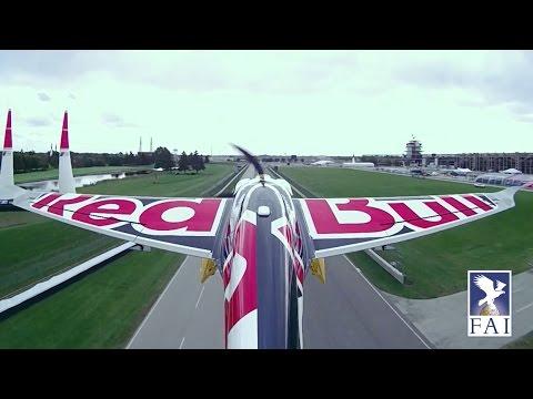 Red Bull Air Race 2016: Martin Sonka