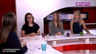 Business Women : Entreprendre dans le bien-être (15 mn)