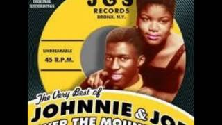 Johnnie & Joe - Over The Mountain, Across The Sea / My Baby