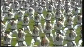 The Opening Ceremony of the Summer Olympics in Seoul 1988 Part 4of5