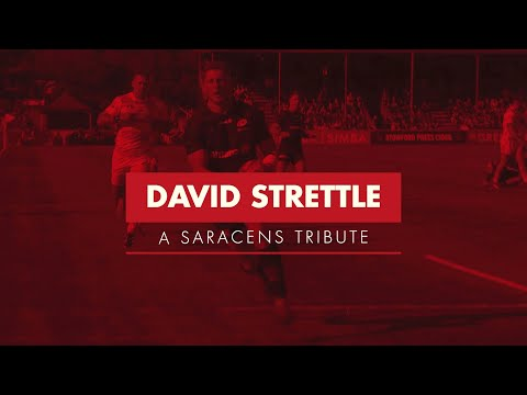 A Saracens Tribute | David Strettle