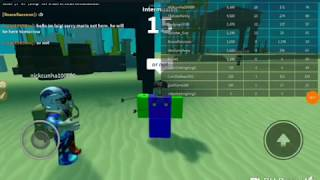 ROBLOX Mario: Survival the Distaster Episode 5
