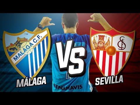 Málaga CF vs Sevilla FC (0-1) | Jornada 26 Liga Santander 2017/18 | Post-Partido en DIRECTO