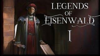 LEGENDS OF EISENWALD ???? DARKLANDS! ???? LIVE 1 Średniowieczna opowieść! - Na żywo